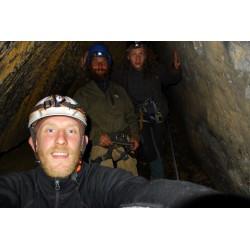 Jeskyně pro náročné